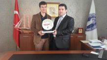 Türkiye Enduro Şampiyonu Seydikemerli Yurt, Sağırı Ziyaret Etti