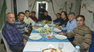 Başkan Sağır'dan Alışılmadık Toplantı