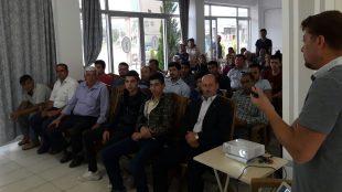 """ESNAF ODASINDAN """"HİJYEN BELGESİ"""" EĞİTİMİ"""